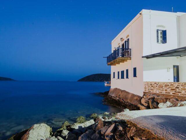 Amorgis Seaside Villa